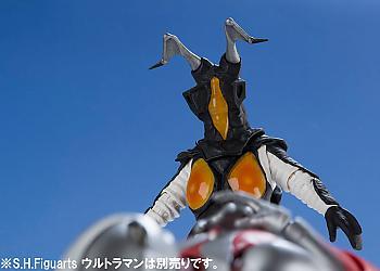 Ultraman S.H.Figuarts Action Figure - Zetton