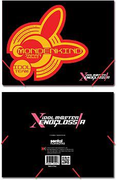 Idolmaster Xenoglossia Elastic Band File Folder - Mondenkind