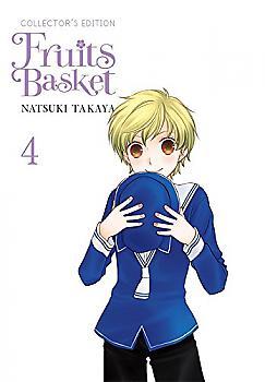 Fruits Basket Manga Vol.  4 Collector's Edition