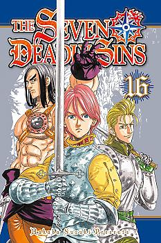 Seven Deadly Sins Manga Vol.  16