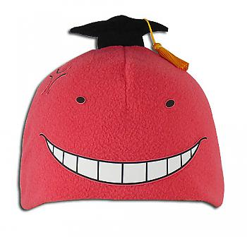 Assassination Classroom Beanie - Koro Sensei Angry Fleece