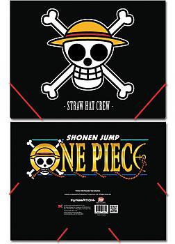 One Piece Elastic Band File Folder - Group