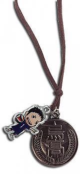 Haikyu!! Necklace - SD Daichi & Karasuno