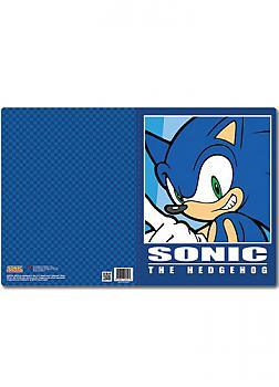 Sonic the Hedgehog Pocket File Folder