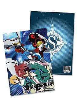 Star Driver File Folder - Group (Pack of 5)