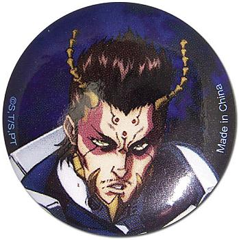 Terra Formars 1.25'' Button - Shokichi