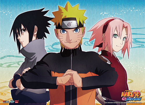 Naruto sasuke and sakura your