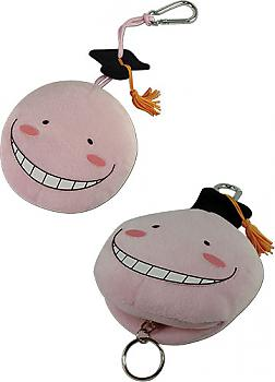 Assassination Classroom Key Chain - Koro Sensei Relax Plush
