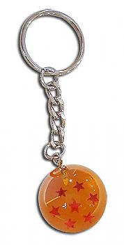 Dragon Ball Z Key Chain - 07 Star Dragon Ball