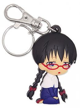 Soul Eater NOT! Key Chain - SD Eternal Feather