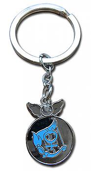Sailor Moon Supers Key Chain - Change Rod Mercury Symbol