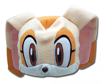 Sonic The Hedgehog Fleece Beanie - Cream