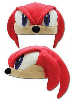 Sonic The Hedgehog Fleece Beanie - Knuckles