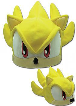 Sonic The Hedgehog Fleece Beanie - Super Sonic