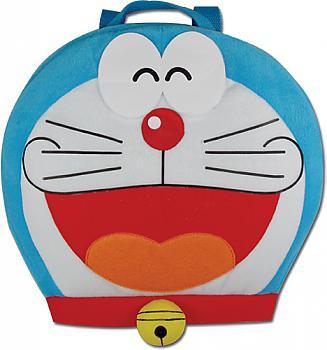 Doraemon Plush Backpack - Doraemon Head