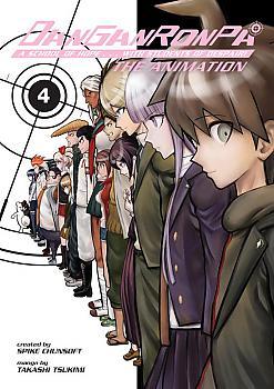 Danganronpa Manga Vol.   4
