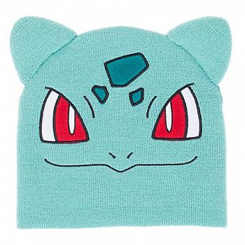 Pokemon Beanie - Bulbasaur Big Face