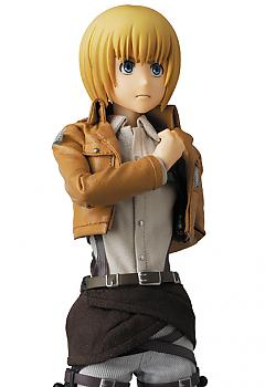 Attack on Titan RAH Action Figure - Armin Arlert