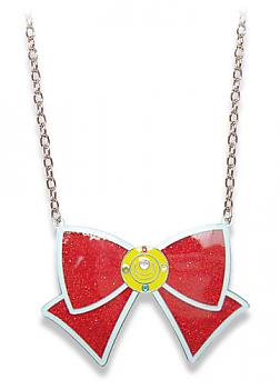 Sailor Moon Necklace - Glitter Ribbon