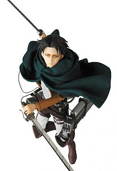 Attack on Titan RAH Action Figure - Levi