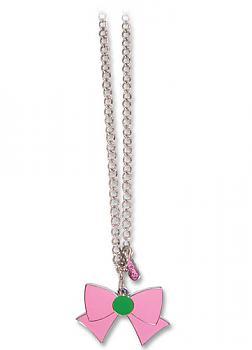 Sailor Moon Necklace - Ribbon Sailor Jupiter