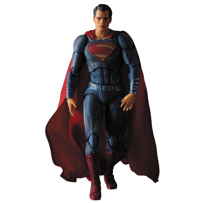 batman v superman maf ex action figure superman archoniaus