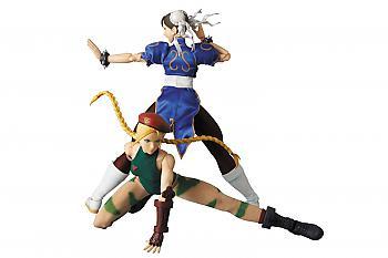Street Fighter 2.0 RAH Action Figure - Chun-Li Ver.