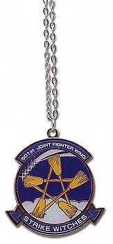 Strike Witches Necklace - 501st Logo