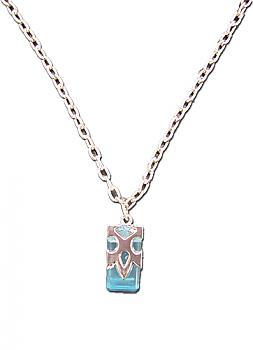 Sword Art Online Necklace - Crystal Charm