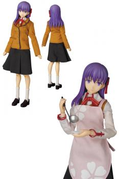 Fate/Stay Night RAH Action Figure - Sakura Matou (Wonder Festival 2016 Winter)