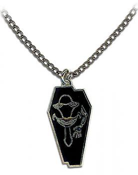 Sword Art Online Necklace - Laughing Coffin