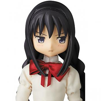 Puella Magi Madoka Magica RAH 1/6 Scale Action Figure - Akemi Homura Uniform (WonderFest)