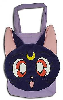 Sailor Moon R Plush Tote Bag - Luna