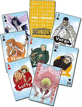 One Piece Playing Cards - Punk Hazard