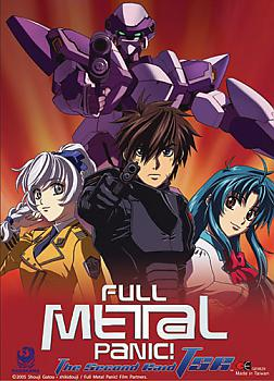 Full Metal Panic! Wall Scroll - Sousuke, Kaname and Teletha