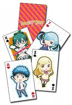 Yamada-kun and The Seven Witches Playing Cards