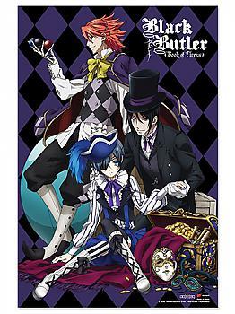 Black butler book of circus joker
