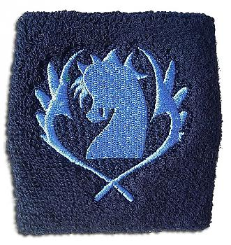 Fairy Tail Sweatband - Blue Pegasus