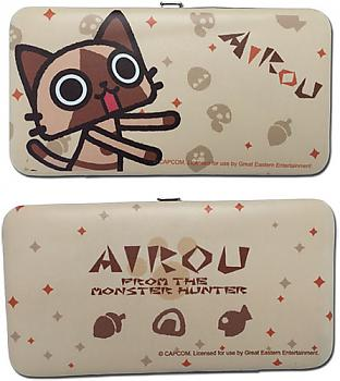 Airou From the Monster Hunter Hinge Wallet - Airou
