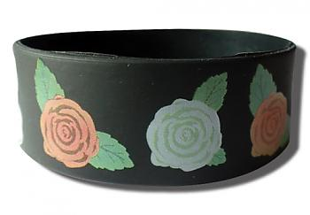 Ouran High Wristband - Flowers