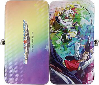 Space Dandy Hinge Wallet - Group