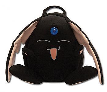 xxxHolic Plush Backpack - Black Mokona