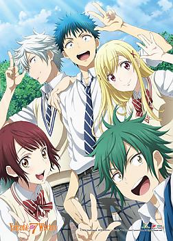 Yamada-kun and The Seven Witches Wall Scroll - School Uniform
