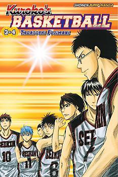 Kuroko's Basketball Omnibus Manga Vol.   2