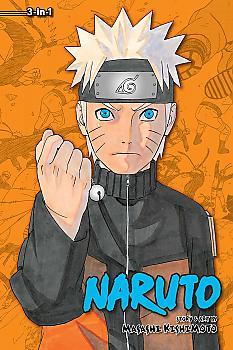 Naruto Omnibus Manga Vol. 16