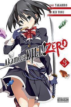 Akame ga KILL! ZERO Manga Vol.   3
