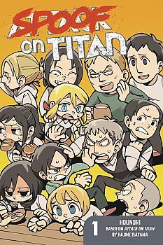 Attack on Titan: Spoof on Titan Manga Vol.   1