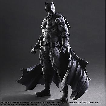 Dawn of Justice Batman v Superman Play Arts Kai Action Figure  - Batman 'Black & White' (SDCC 2016)