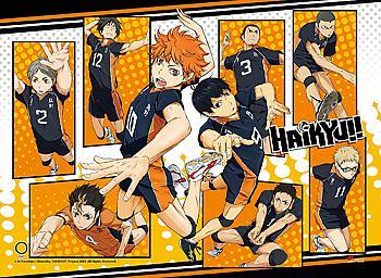 Haikyu!! High End Wall Scroll - Group 2 [LONG]