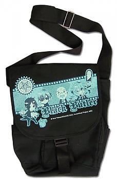 Black Butler Messenger Bag - SD Group